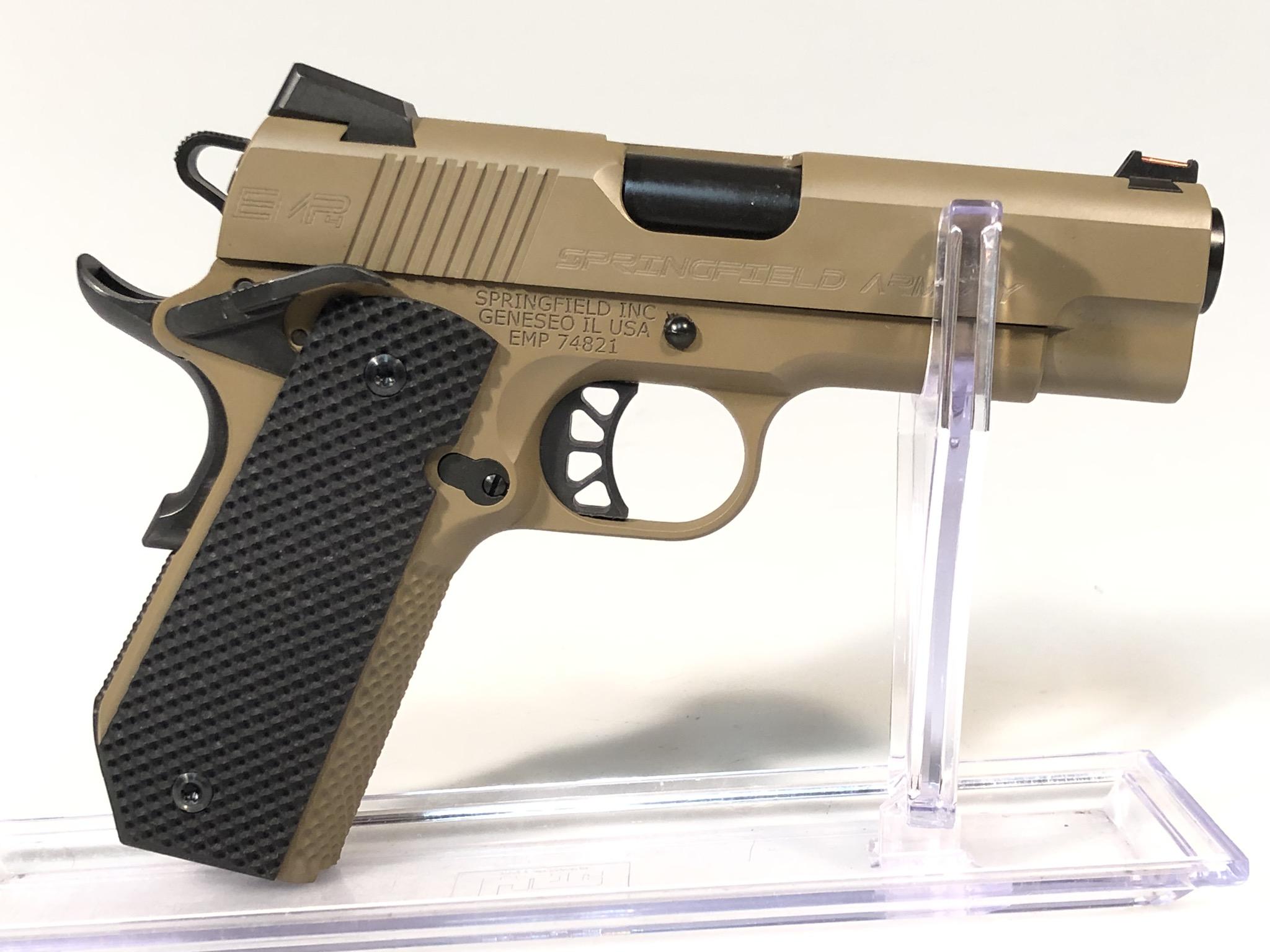 Springfield EMP4 9mm